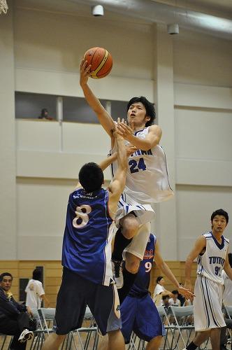 第45回北信越大学バスケットボール選手権大会兼インカレ予選にて、男子 ...