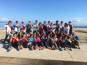 ガイア自然学校とやま校 Gリーダーの会(五福キャンパス)