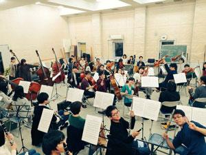 フィルハーモニー管弦楽団