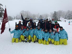 基礎スキー部