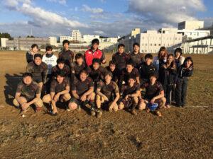 五福キャンパス ラグビーフットボール部