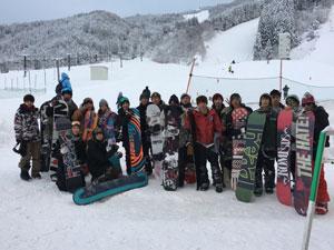 Snow Board Addict(スノーボードサークル)