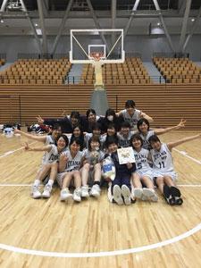 杉谷キャンパス 女子バスケットボール部