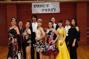 競技ダンス部