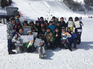 杉谷キャンパス 競技スキー部