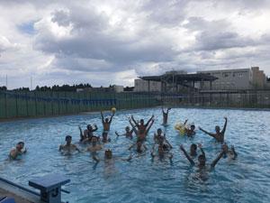杉谷キャンパス 水泳部